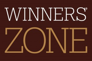 Winners Zone at The Chocolate Show