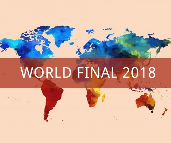 World Final Winners – 2018