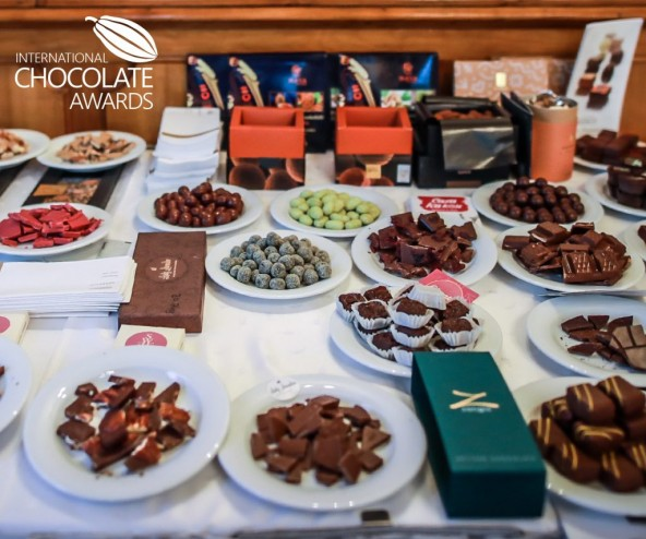 Eastern European Chocolatier Competition 2019 – Grand Jury Finalists