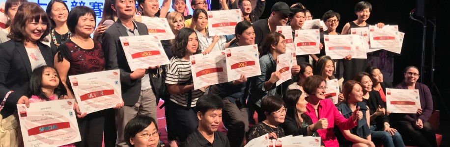 Pingtung, Taiwan – Asia-Pacific Bean-to Bar and Chocolatier Competition 2019 – Winners