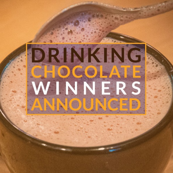 World Drinking Chocolate Competition 2020 – Winners