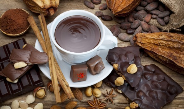 Cup of Drinking Chocolate