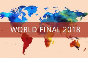 World Final 2018 teaser