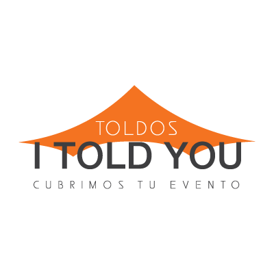 I told you logo