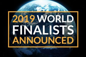 World Finalists 2019 Announced