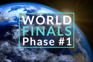 2020 World Final phase # 1